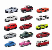 Collection Miniatures 15 Jeep Car Figure Amg Vw Ford Audi 164 California Toys