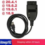 10pcs/lot Auto Tester Cable 19.6.2 Obdii 16pin Diagnostic Interface Release