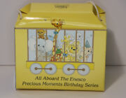 Precious Moments Birthday Train, Age 13, You Mean The Moose To Me 142033