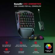 Vx2 Aimswitch Gaming Keyboard Mouse And Adapter For Xbox One / Ps4 /