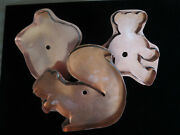 Martha By Mail Copper Cookie Cutter Mighty Acorn Sugar Squirrel Nordstorm Bear