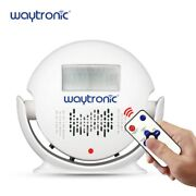 Recordable Wireless Infrared Doorbell Motion Senor Voice Recorder Player With
