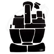 Seadoo Sportster Le Le Di 2000-2006 Jet Boat Complete Kit Traction Mats Blacktip