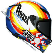 Free Shipping Pista Gp Rr Helmet - Winter Test 2005 - Limited Pick Your Size