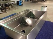 Farmhouse Sink With Soap Ledge 43 7/8 X 26and039and039