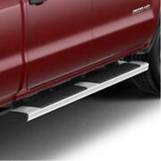 Crew Cab 6-inch Rectangular Assist Steps In Chrome Part Number 84106513