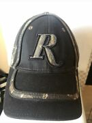 Official Remington R Logo Hat Camo Camouflage Strapback Hunting Outdoor Adult