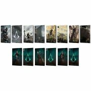 Official Assassin's Creed Valhalla Key Art Leather Book Case For Apple Ipad