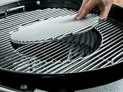 Weber 15501001 Performer Deluxe Charcoal Grill, 22-inch, Touch-n-go Gas Ignition