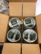 Ford Model A Gasket Set/kit Best 1928-31 4 Std New Pistons And Rings Special