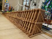 G Scale Model Train Garden Trestle Redwood 48 Pieceup To 12use Lgb Lionel