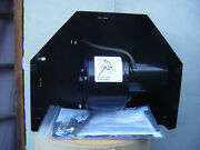 Central Boiler Draft Inducer Fan Kit For Classics W/new Fabricated Steel Door