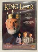 Dvd Rare King Lear With Ian Holm Of The Lord Of The Rings Trilogy 2004