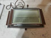 Salton Hotray Hot Tray Electric Food Warmer H 928 Vintage And H910 Set Of Two