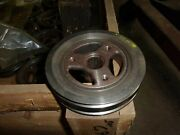 77-86 Gm Harmonic Balancer Nos Fits Chevy 250 Straight 6 Made In Canada