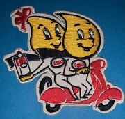 Esso Gas Oil Nascar Racing Sponsor Hat Hipster Jacket Racing Gear Patch 204w