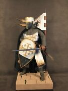 Custom 12 Knight Of The Order Of The Holy Sepulchre Figure 1/6 Scale.