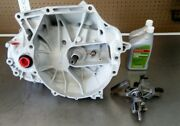 Civic 6 Speed Transmission K24z7 And03912-15 Carbon Synchros Mfactory Lsd - Stage 2
