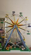 Lego Creator Ferris Wheel 10247 Used. With Box And Instructions