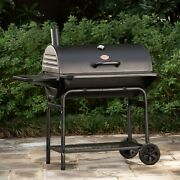Charcoal Grill Portable Barbeque Pit Backyard Patio Outdoor Cooking Bbq Grill