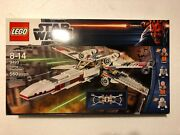 New Sealed Lego Star Wars X-wing 9493+tie Fighter 9492+star Fighter 9497