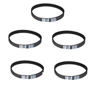 Bissell Upright 1650 Series Vacuum Cleaner Geared Belt 5 Pack 1608840