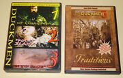 Duckmen Of Louisiana 1 2 3 Dvd Set And 5 Duck Dynasty Rare Special Edition 3 Pack