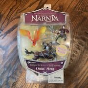 2005 Hasbro Orcius Army Poseable Action Figures Chronicle Of Narnia New Sealed