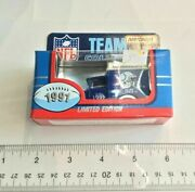 1991 Indianapolis Colts Nfl Diecast Matchbox Car Model A Ford Delivery Truck