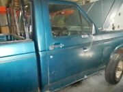 Passenger Front Door Manual 2 Mounting Points Mirror Fits 80-86 Bronco 695994