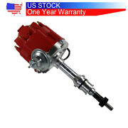 Sbf For Ford Small Block 260 289 302 Hei Ignition Cap Distributor With 65k Coil