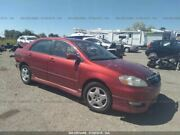 Passenger Right Fender With Ground Effects Fits 03-08 Corolla 618559