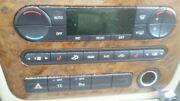 Temperature Control Front Ac Electric Dual Zone Fits 05-07 Freestyle 1184018
