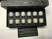 New Diptyque Mini Candle Limited Edition Collection 12 Top Sellers Rare
