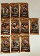 Magic The Gathering Mtg, 10x Time Spiral Factory Sealed Booster Packs, 150 Cards