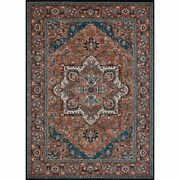 Old World Classic 7and03910w X 11and0392l Power-loomed Mashad Area Rug In Burnished Clay