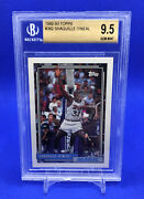1992 Topps Shaquille Oandrsquoneal Bgs 9.5 🔥9.5 Centering 9.5 Corners🔥 Shaq