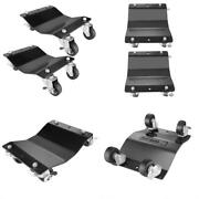 1,500 Lb. Capacity Commercial Grade Solid Steel Tire Dolly 2-pack