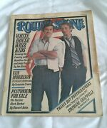 Vintage May 19th 1977 Issue 239 White House Whiz Kids Rolling Stone Magazine