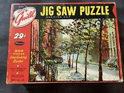 Guild Vintage Jigsaw 304 Piece Puzzle Good Condition/free Shipping