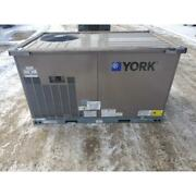 York Zyg05e4b1aa1c121a2 4 Ton 2 Stage Convert Rooftop Gas/electric Ac 15.4 Seer