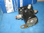 Ford Lincoln Mercury 1952 1953 1954 1955 6-volt Starter Solenoid Switch