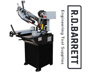 10andprime Swivel Head Pull Down Metal Cutting Bandsaw 230v By Sip