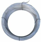 9 Gauge Galvanized Utility Wire For Chain Link Fencing - 1000' Roll