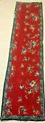 Antique Chinese Embroidered