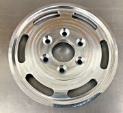 Dsx C7 Z06 Lower Supercharger Pulley 8.5-inch