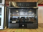 Ge 30 5 Cu Ft Smart Single Electric Wall Oven - Black - Jts3000dnbb