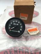 Harley Amf Aermacchi 74andrsquo-78andrsquo Ss/sx 250 Ss/sx 175 Nos Tachometer Tach 92062-74p