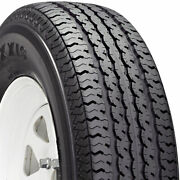 4 New 205/75-15 Maxxis M8008 St Radial Trailer 75r R15 Tires 46112