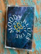 Best Of The Moody Blues - Cassette Tape - Denny Laine - Justin Hayward